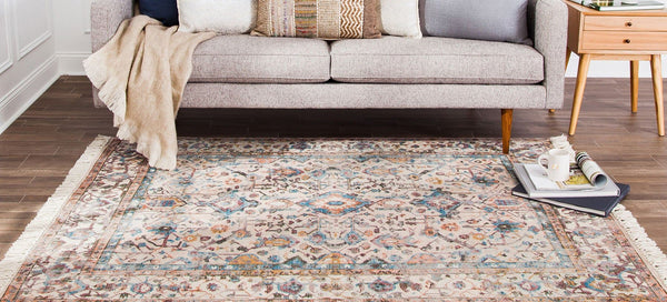 Yerevan Distressed Area Rug
