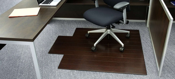 Deluxe Bamboo Chair Mat