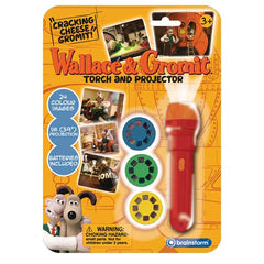 Wallace and Gromit Torch and Projector