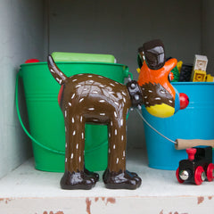 A Mandrill's Best Friend Gromit Figurine