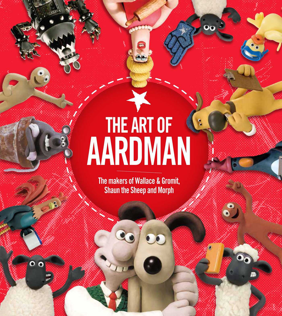 The Art of Aardman: The makers of Wallace & Gromit, Shaun the Sheep and Morph