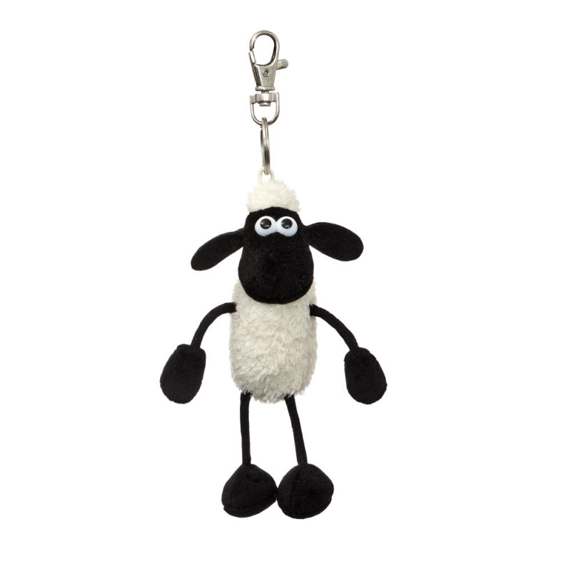 Shaun The Sheep Soft Toy Keyring