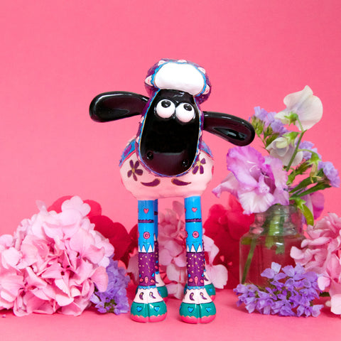 Baa-Bushka Shaun the Sheep Figurine