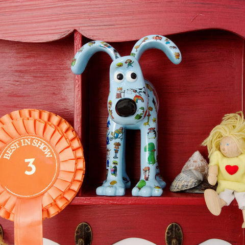 Collarfull Gromit Figurine