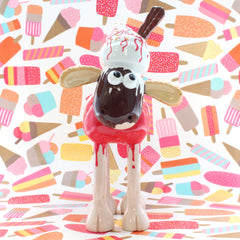Fab-ewe-lous Shaun the Sheep Figurine