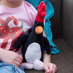 Feather's McGraw Soft Toy