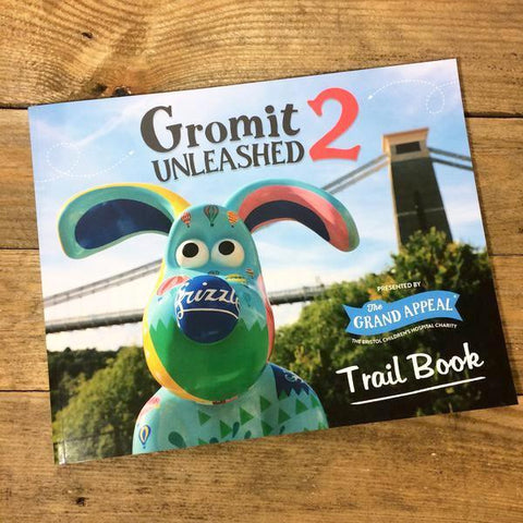 Gromit Unleashed 2 Souvenir Trail Book