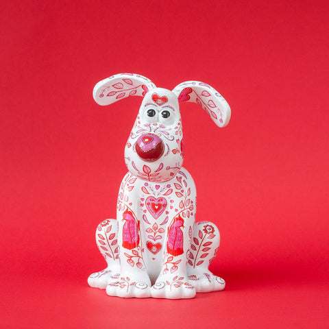 Cupid Gromit Figurine