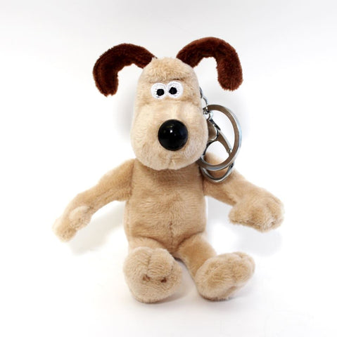 Soft Toy Gromit Keyring