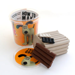 Gromit plasticine kit