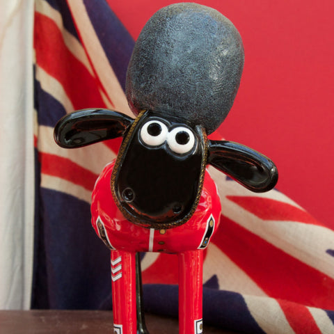 The Guardian Shaun the Sheep Figurine