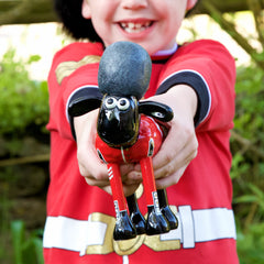 Guardian Shaun the Sheep figurine