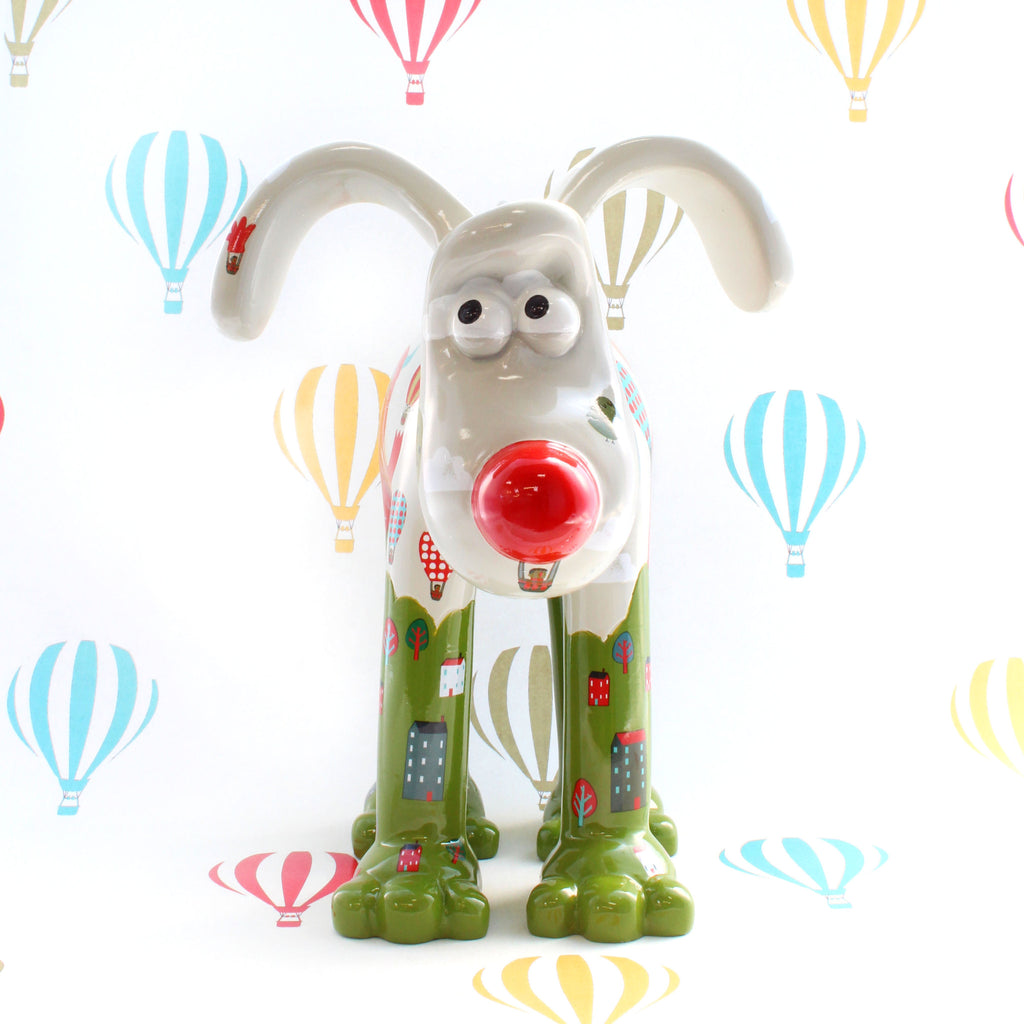 Hullaballoon Gromit Figurine