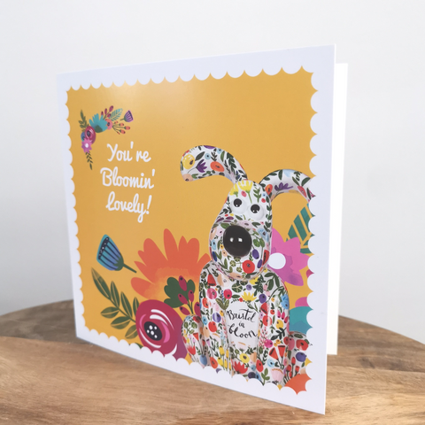 Blooming Lovely Greetings Card