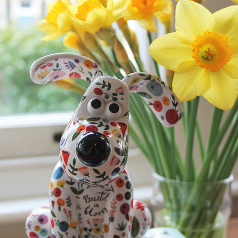 Collectors Only Bristol in Bloom Gromit Figurine