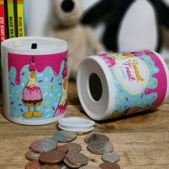 Game of Cones Money Box