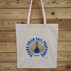 Trail Sculpture Tote Bags