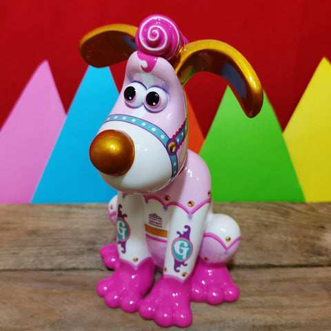 Collectors Only Merry-Go Gromit Figurine