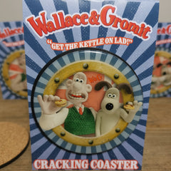Wallace & Gromit Coasters