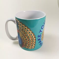Trail Sculpture Mugs