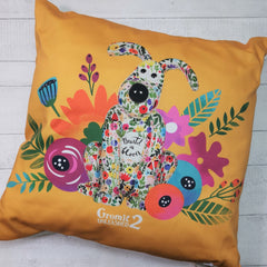 Floral Collection Bristol In Bloom Cushion