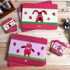 Gromberry and Jarsberry Ram Placemat Set