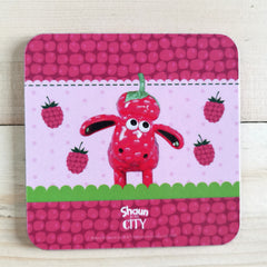 Gromberry and Jarsberry Ram Coaster Set