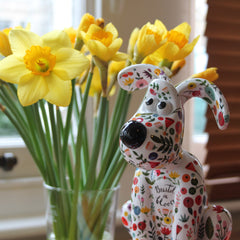 Bristol in Bloom Gromit Figurine