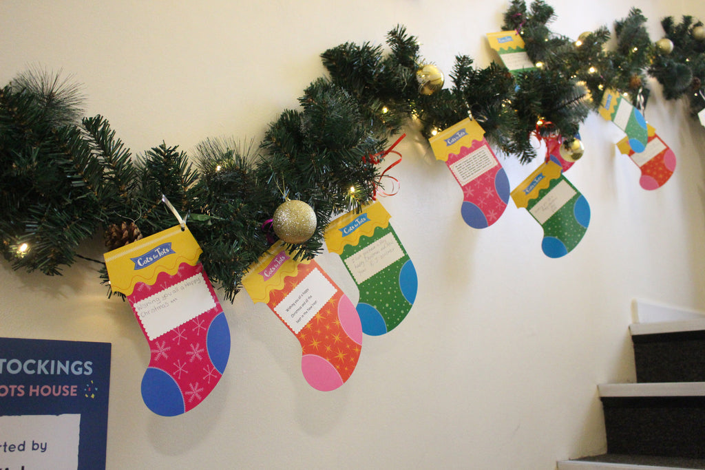 Charity Christmas Stocking