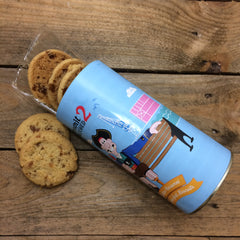 Long John Wallace Salted Caramel Biscuit Tin