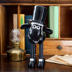 Isambaaard Shaun the Sheep Figurine