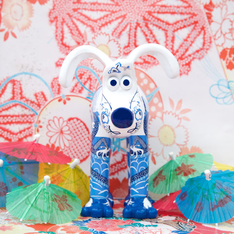 Me Old China Gromit Figurine