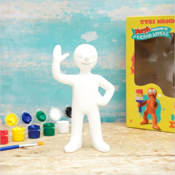 Morph Paint Your Own Figurine