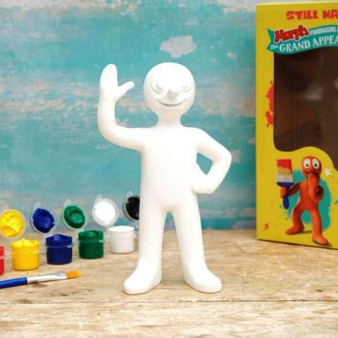 Collectors Only Morph Paint Your Own Figurine