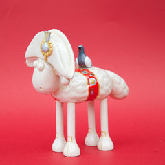 Nelson Shaun the Sheep Figurine