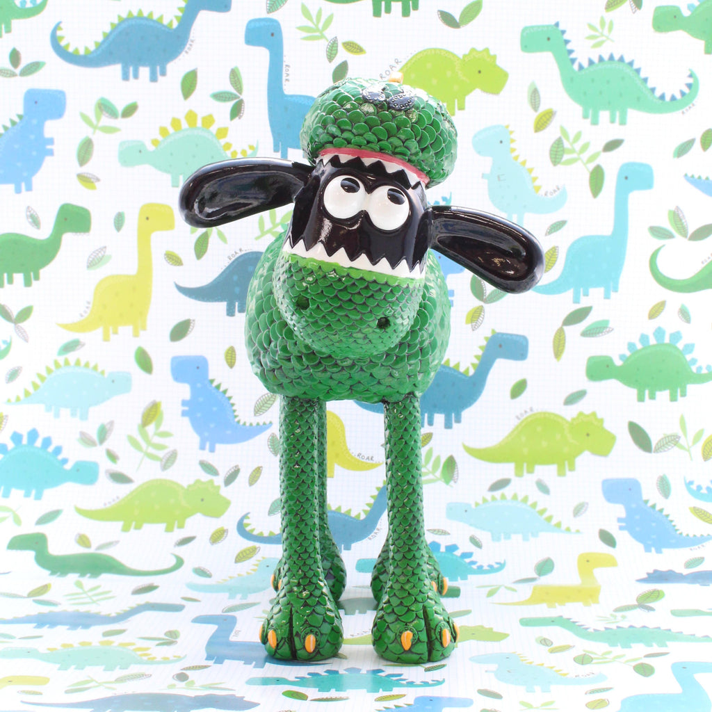 Rex Shaun the Sheep Figurine