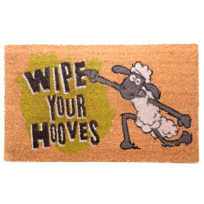 Shaun The Sheep Doormat