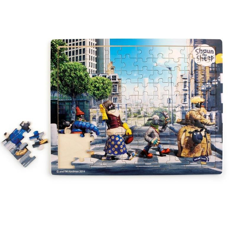 Shaun the Sheep 'Abbey Road' Jigsaw Puzzle