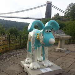 Ship Shape & Bristol Fashion Gromit Figurine
