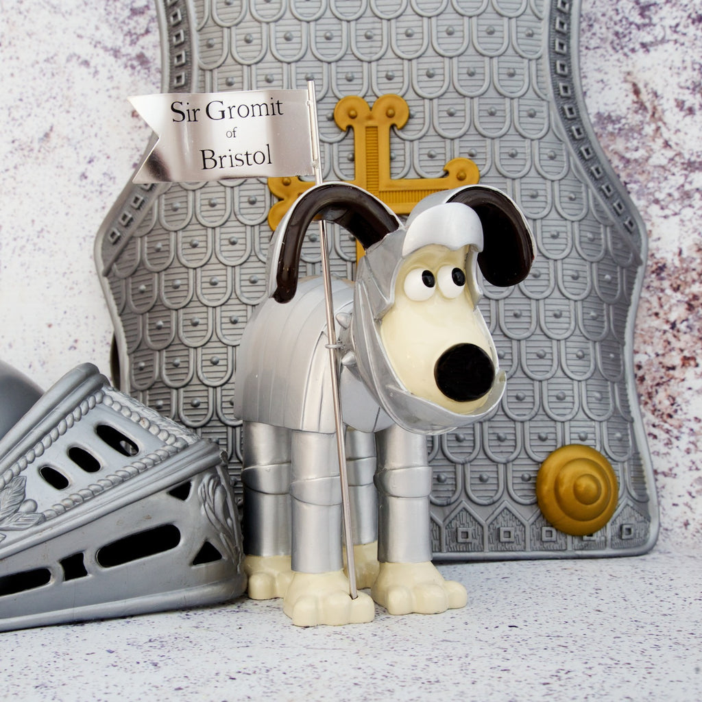 Sir Gromit Figurine