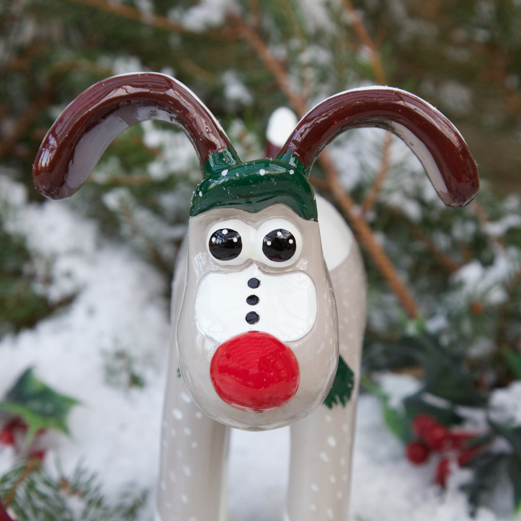 Snow Gromit Figurine