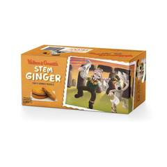 Wallace & Gromit's Stem Ginger Biscuits