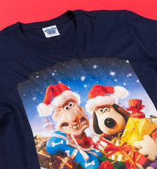 Wallace & Gromit Christmas Presents T-Shirt