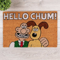 Wallace & Gromit Doormat