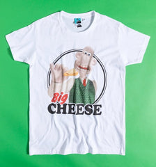 Wallace 'Big Cheese' Adult T-Shirt