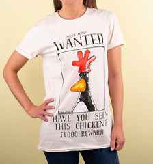 WANTED! Have you seen this Penguin T-shirt Women's