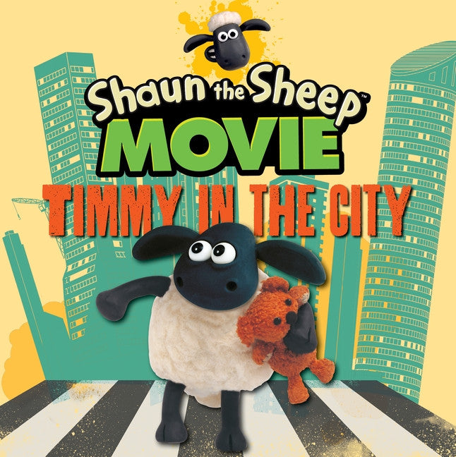Timmy in the City, Shaun the Sheep board book