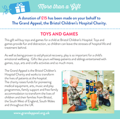 More than a Gift - The Grand Appeal S