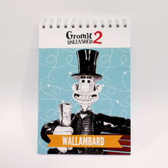 Gromit Unleashed 2 Sculpture Notebooks