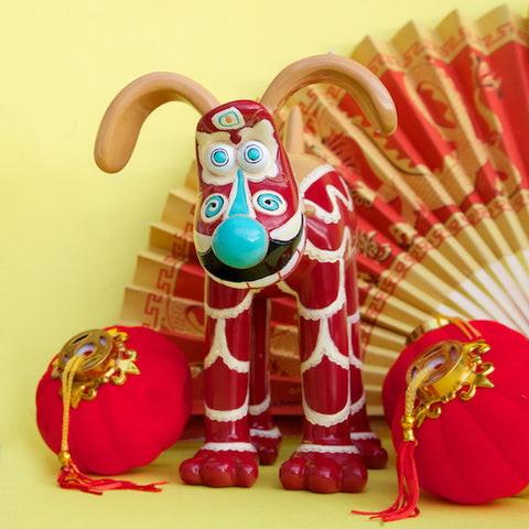 Year of the Gromit figurine